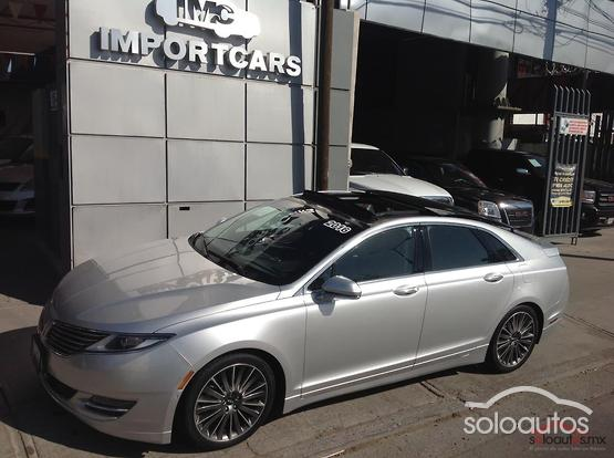 2016 Lincoln MKZ Reserve