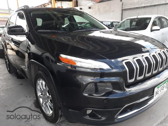 2015 Jeep Cherokee 2.4 Limited