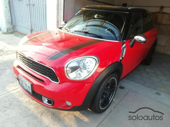 2012 MINI Mini Cooper S Clubman AT