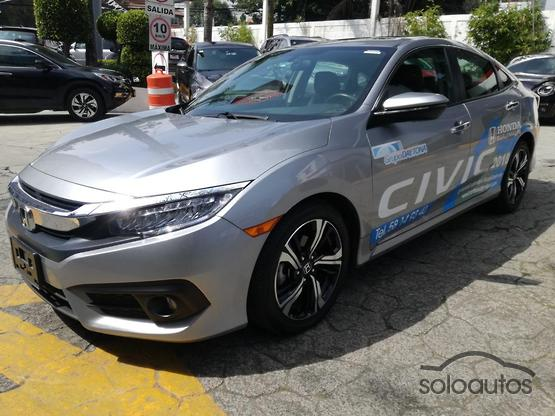 2018 Honda Civic Turbo Plus