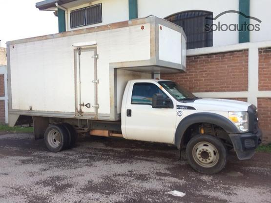 2014 Ford F-450 KTP 6.8 3V GAS TA