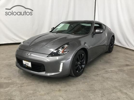 2018 Nissan 370Z Touring T/A