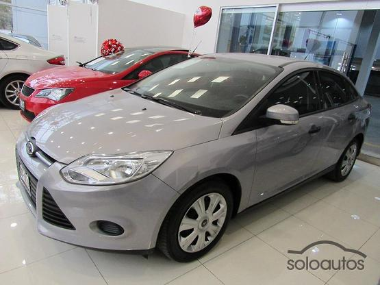 2014 Ford Focus AMBIENTE MT