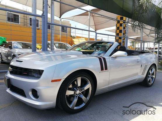 2012 Chevrolet Camaro 6.2 2SS Convertible AT