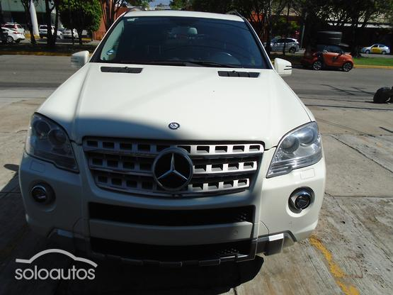 2010 MERCEDES-BENZ Clase M ML 500 Lujo