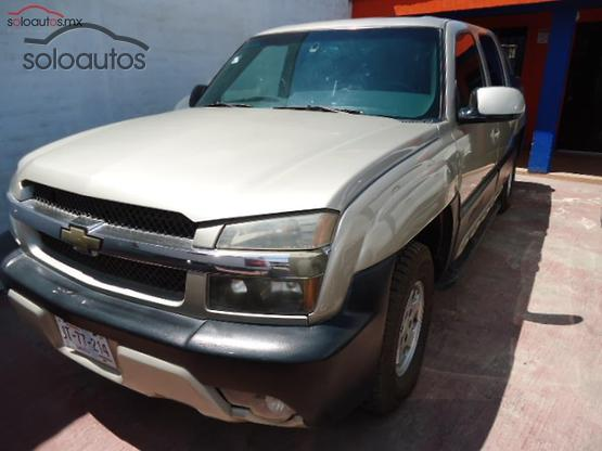 2002 Chevrolet Avalanche AVALANCHE 4X4 LT