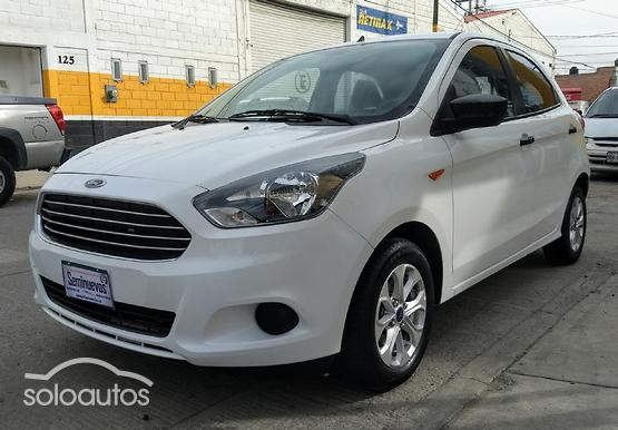 2017 Ford Figo ENERGY TA 5 PTAS