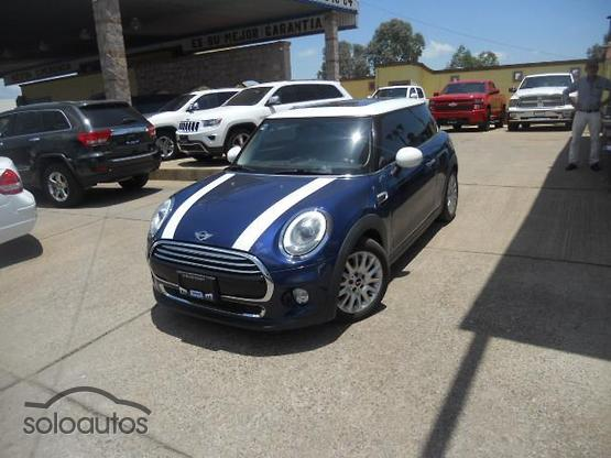 2015 MINI MINI Cooper Chili AT