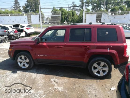 2013 Jeep Patriot Sport FWD MTX