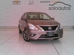 2018 Nissan Versa Exclusive NAVI AT AC
