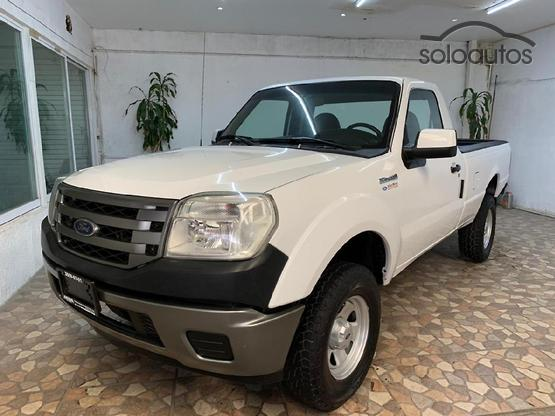 2011 Ford Ranger XL Caja Larga I4 TM A/A
