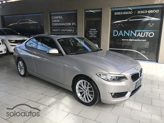 2014 BMW Serie 2 220iA Coupe Sport Line AT