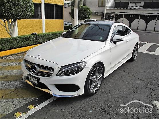 2017 Mercedes-Benz Clase C C 250 Coupé
