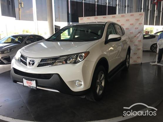 2014 Toyota RAV4 2.5 XLE AWD AT