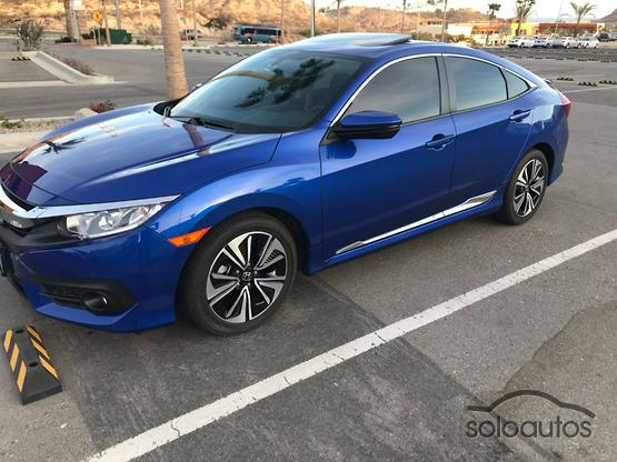 2017 Honda Civic Turbo Plus