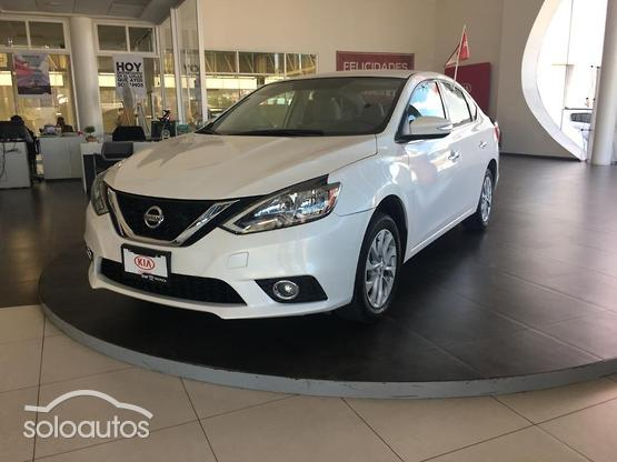 2017 Nissan Sentra Advance CVT
