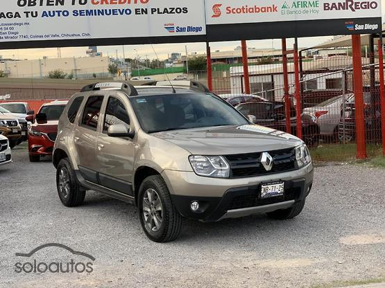 2018 Renault Duster Intens TM