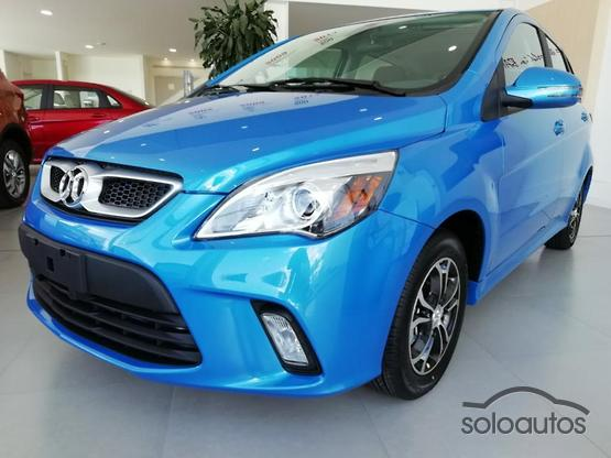 2018 BAIC D20 Fashion hatchback MT