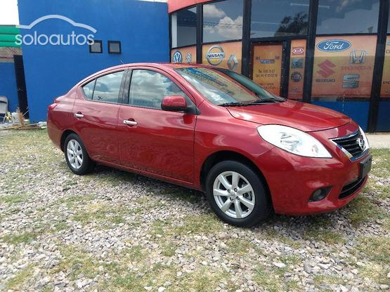 2014 Nissan Versa Advance TA AC