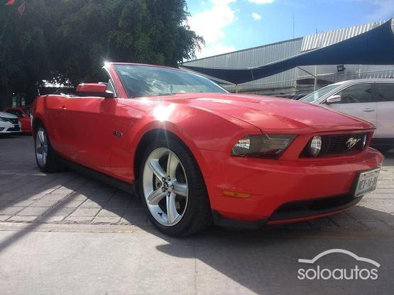 2012 Ford Mustang GT Equipado Convertible AT