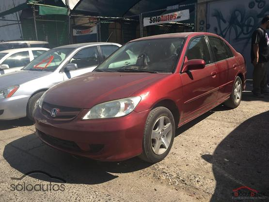 2005 Honda Civic EX AT Special Edition