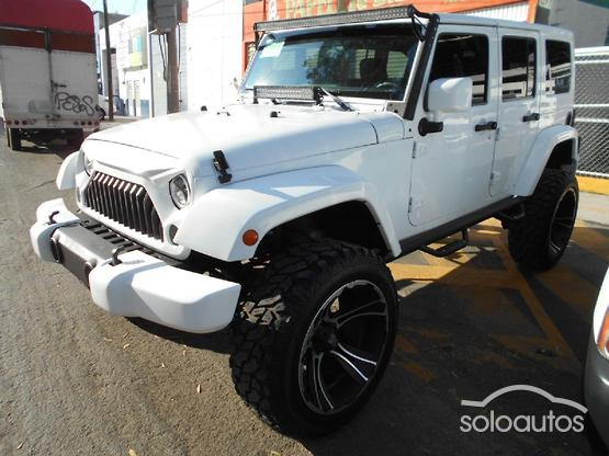 2015 Jeep Wrangler Unlimited X 4x4 AT