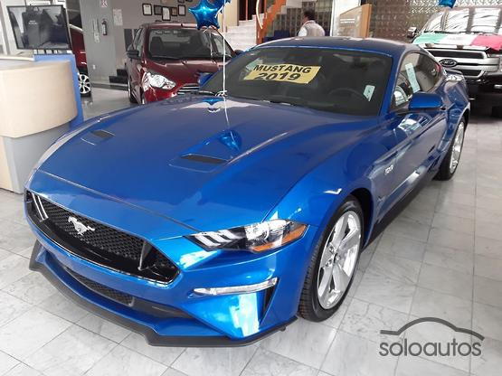 2019 Ford Mustang V8 TA