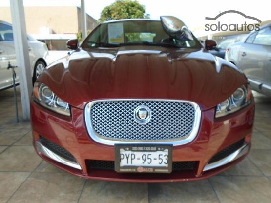 2012 Jaguar XF 5.0 V8 Luxury
