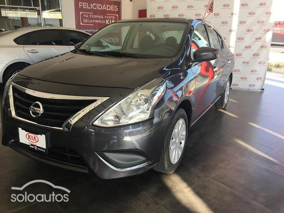 2017 Nissan Versa Sense AT AC