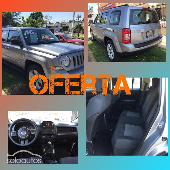 JEEP Patriot 2016 89079786