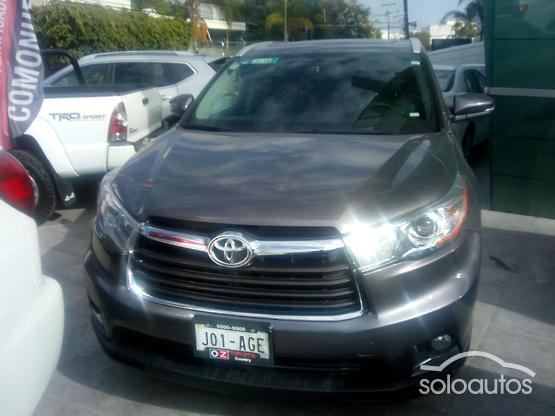 2015 Toyota Highlander 3.5 Limited AT