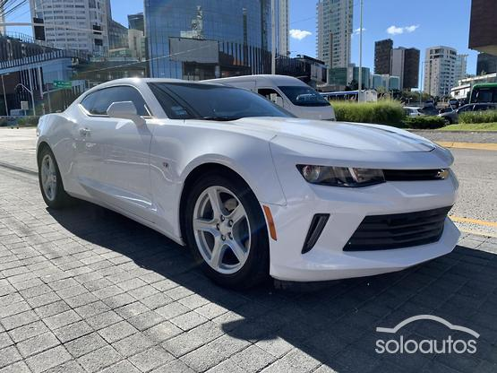 2016 Chevrolet Camaro LT Turbo AT A