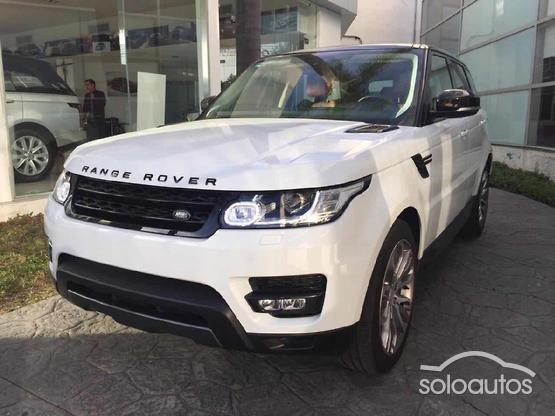 2017 Land Rover Range Rover Sport 3.0 HSE Dynamic