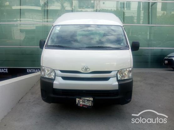 2016 Toyota Hiace Panel Super Larga