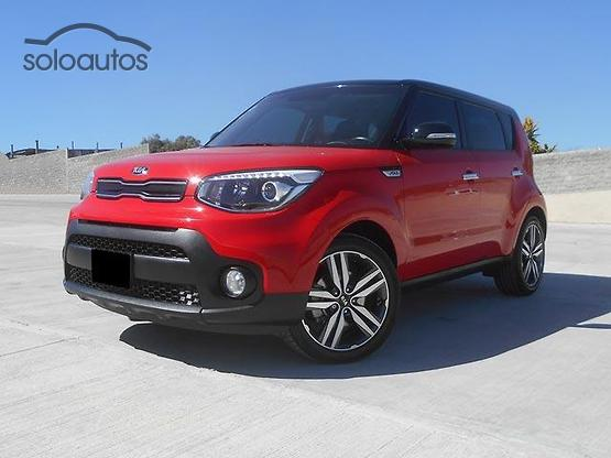 2017 KIA SOUL EX 2.0 AT