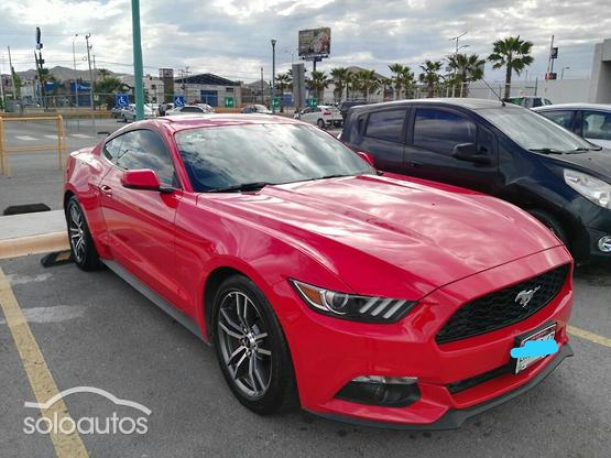 2017 Ford Mustang ECOBOOST TA