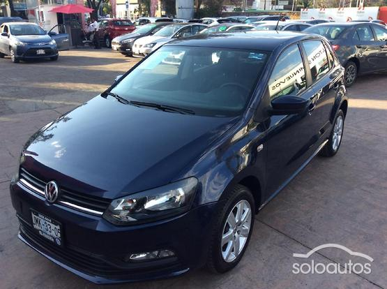 2016 Volkswagen Polo Std.