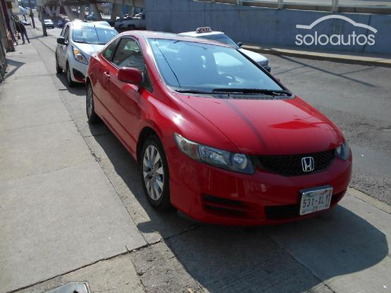 2011 Honda Civic EX MT 2drs