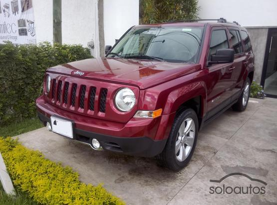 2015 Jeep Patriot Latitude FWD ATX