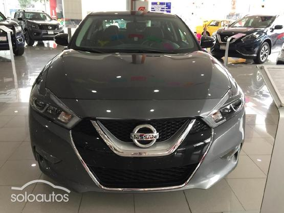2018 Nissan Maxima 3.5 Advance CVT