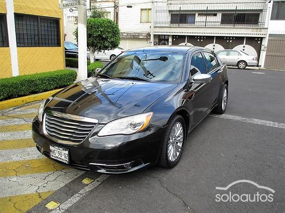 2012 Chrysler 200 2.4 Limited