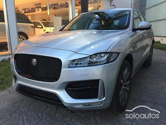 2017 Jaguar F-Pace 3.0 R-Sport AWD AT