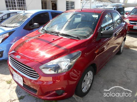 2016 Ford Figo ENERGY TM 4 PTAS