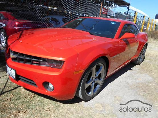 2013 Chevrolet Camaro 3.6 LT AT