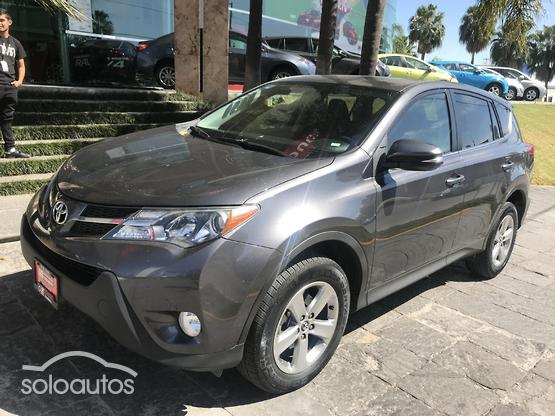 2015 Toyota RAV4 2.5 XLE AWD AT