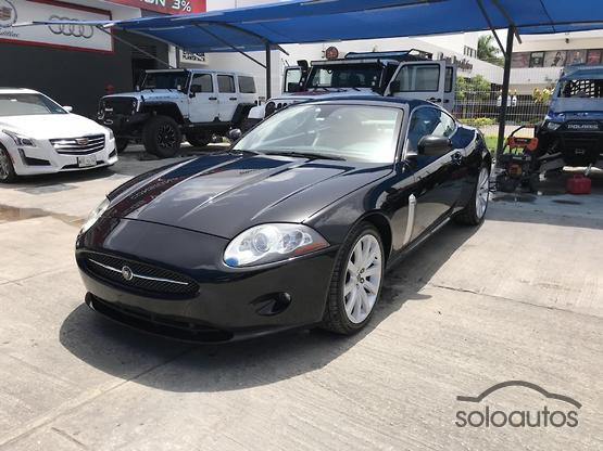 2007 Jaguar XK Series XK Coupe