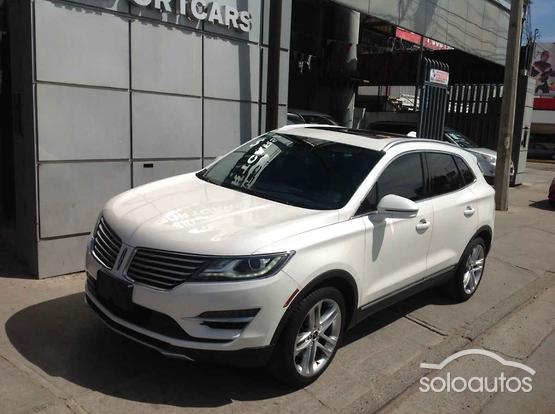 2015 Lincoln MKC 2.3 Select AWD AT