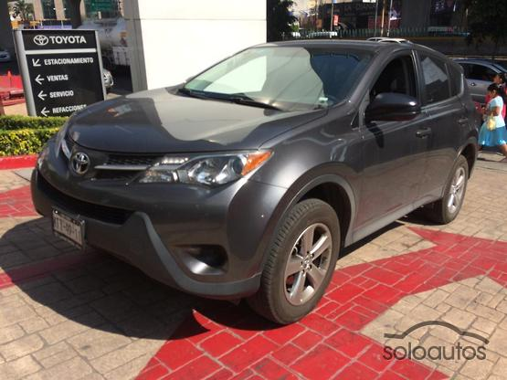 2015 Toyota RAV4 2.5 LE AT