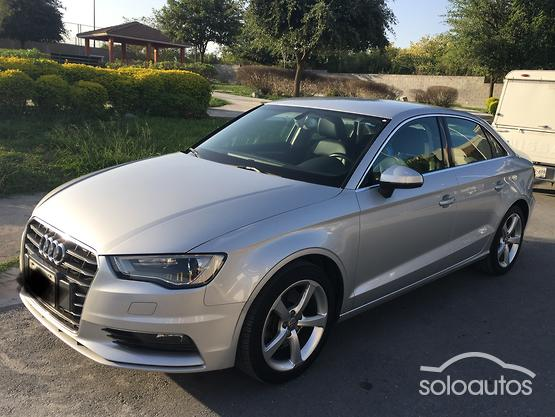 2014 Audi A3 Attraction Plus 1.8 TFSI S t ronic