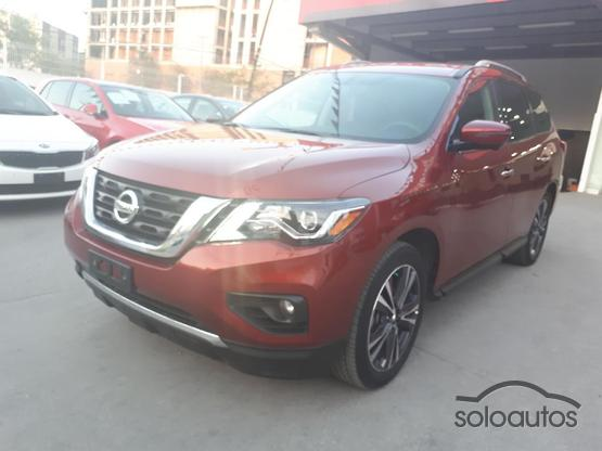 2017 Nissan Pathfinder Exclusive 4WD